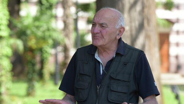Олег Бгажба - Sputnik Абхазия