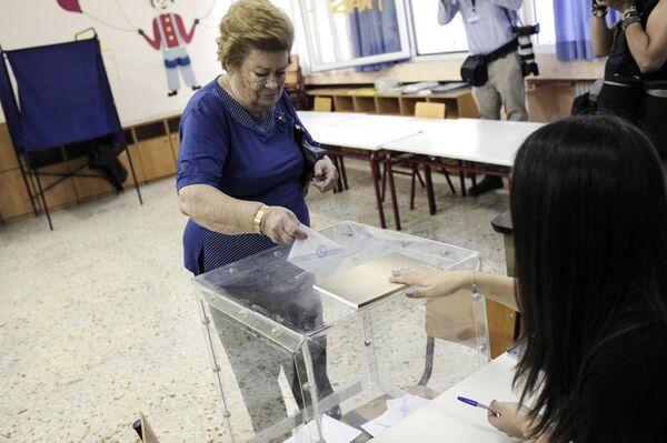 Референдум в Греции - Sputnik Аҧсны