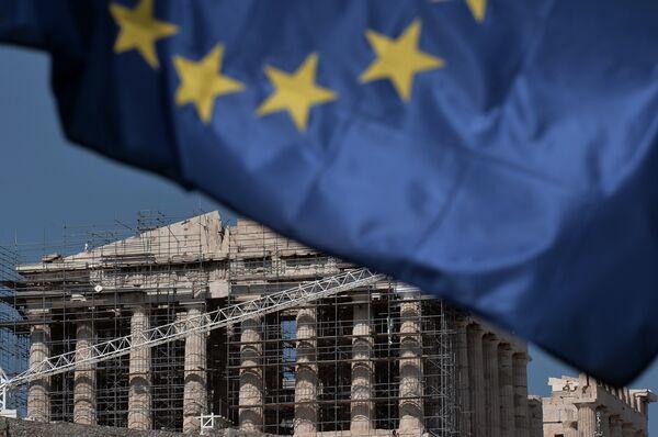 Эксперт: случай с Грецией показывает, что никакого равенства в ЕС нет. - Sputnik Абхазия