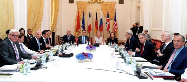 Переговоры по иранской ядерной проблеме в Вене. Архивное фото. - Sputnik Абхазия