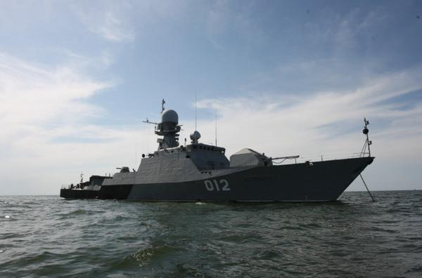 Каспийская флотилия. Архивное фото. - Sputnik Абхазия