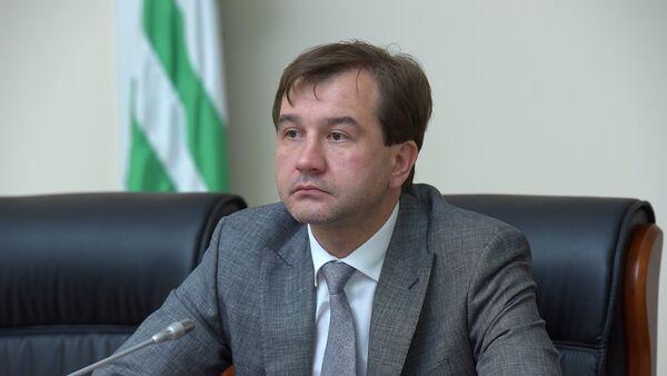 Дмитрий Сериков - Sputnik Абхазия