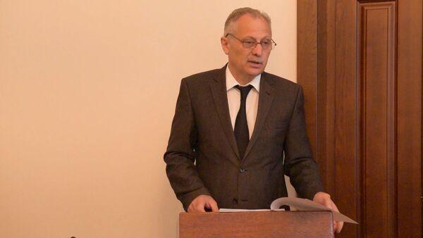 Керселян рассказал о пособии инвалидам войны 1992 - 1993 годов - Sputnik Абхазия