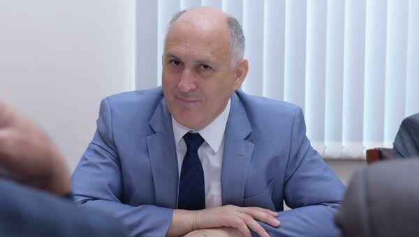 Вячеслав Чирикба. - Sputnik Абхазия