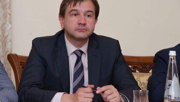 Дмитри Сериков. - Sputnik Аҧсны