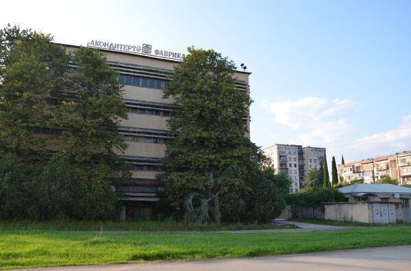 Сухумская кондитерская фабрика - Sputnik Абхазия