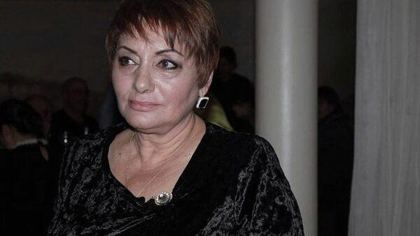 Светлана Корсая. Архивное фото. - Sputnik Абхазия