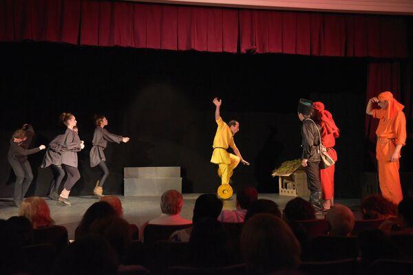 Выступление на малой сцене - Sputnik Абхазия