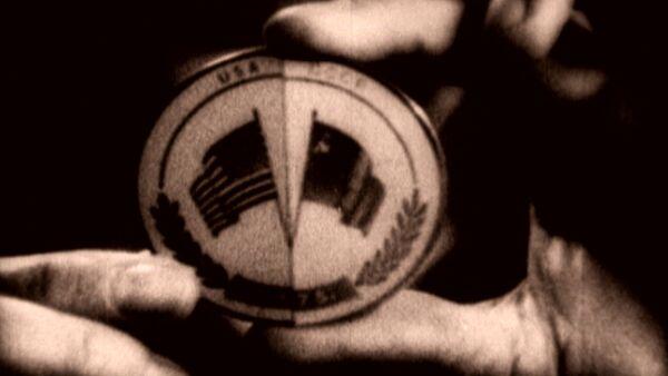 Рукопожатие в космосе: программа Союз-Аполлон в архивных кадрах - Sputnik Абхазия