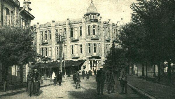 Гостиница Сан-Ремо 1914 г. - Sputnik Аҧсны