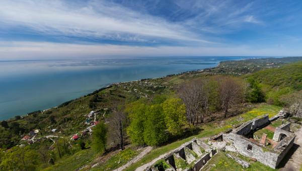 Анакопийская крепость - Sputnik Абхазия