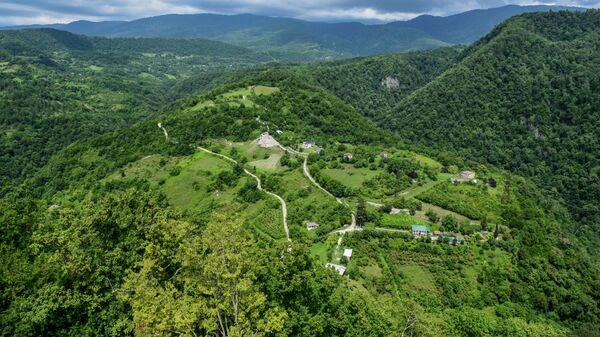 Анакопийская крепость. - Sputnik Абхазия