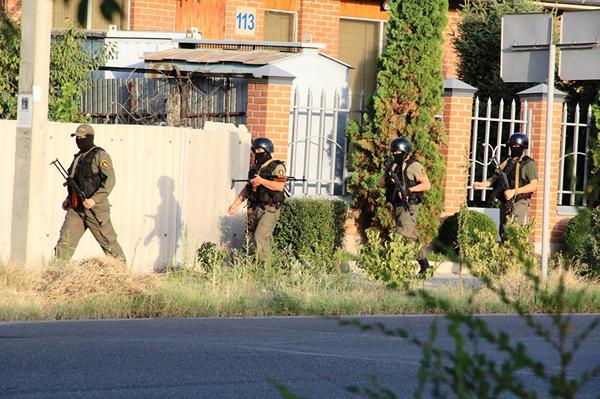 Спецслужбы Киргизии задержали боевиков Исламского государства - Sputnik Абхазия