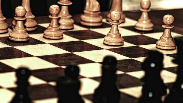 Шахматы. Архивное фото. - Sputnik Абхазия