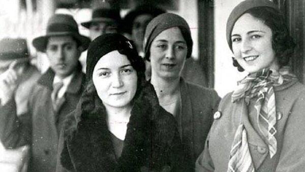 Кериман Халис Эбжноу (справа). Архивное фото. - Sputnik Абхазия