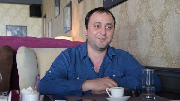 Тимур Квеквескири рассказал о победе на фестивале в Юрмале - Sputnik Абхазия