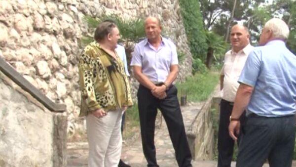 Жерар Депардье поделился впечатлениями об Абхазии - Sputnik Абхазия