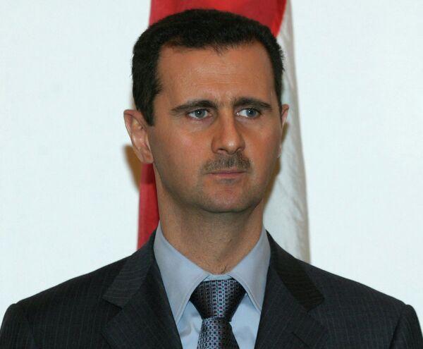 Башар Асад - Sputnik Абхазия