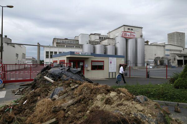 Забастовка фермеров во Франции. - Sputnik Абхазия