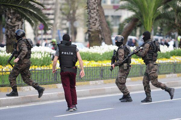 Число задержанных в ходе спецоперации в Турции достигло 1050 человек. - Sputnik Абхазия