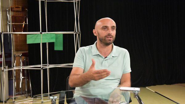 Роланд Бганба рассказал о победе в Высшей лиге КВН - Sputnik Абхазия