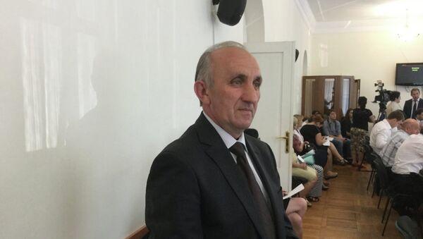 Зураб Агумава избран судьей Верховного Суда Абхазии. - Sputnik Абхазия