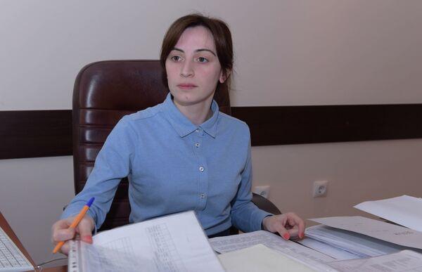Лела Качарава. Архивное фото. - Sputnik Абхазия