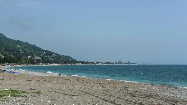 Пляж - Sputnik Абхазия