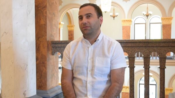 Руслан Шакая рассказал о своих любимых шутках - Sputnik Абхазия