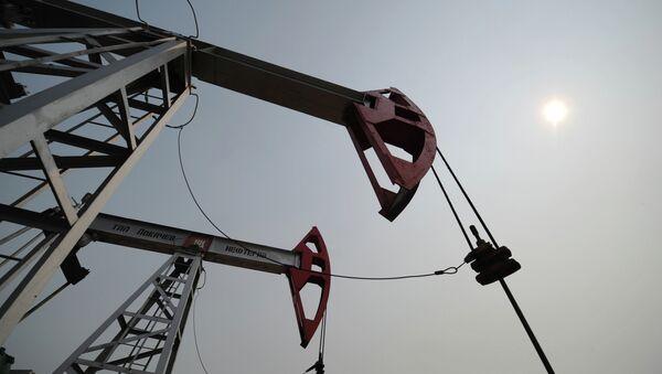 Нефтяной станок-качалка. Архивное фото. - Sputnik Абхазия