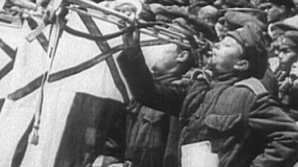 Первая мировая война и крах Российской империи. Кадры из архива - Sputnik Абхазия