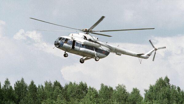 Вертолет Ми-8. Архивное фото. - Sputnik Абхазия