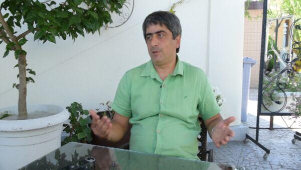 Алхас Манаргия рассказал, почему в команде Нартов не было девушек - Sputnik Абхазия