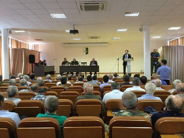 Комиссия по государственным наградам - Sputnik Абхазия