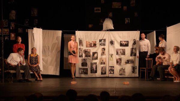 Театр Мастерская с гастролями в Сухуме - Sputnik Абхазия