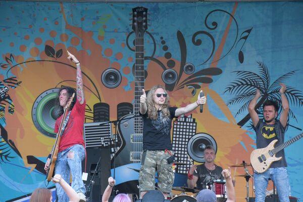 Международный рок-фестиваль Абхазский берег - Sputnik Абхазия