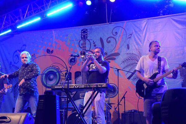 Рок-фестиваль - Sputnik Абхазия