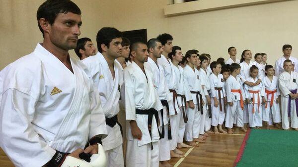 XVII международный турнир по каратэ на Кубок Йошитаки Фунакоши в Сухуме - Sputnik Абхазия