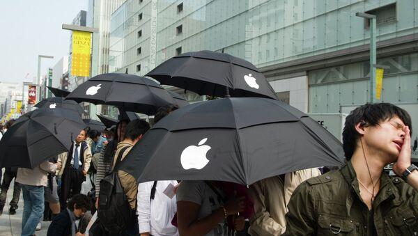 Продажи iPhone - Sputnik Абхазия