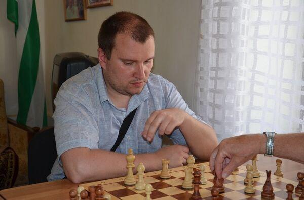 Международный шахматный турнир Сухум OPEN. Фото с места события. - Sputnik Абхазия