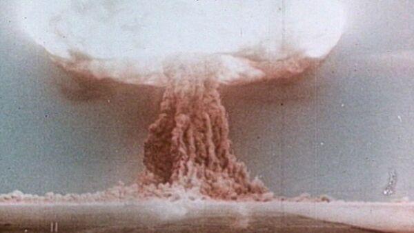 Первая советская водородная бомба – ядерный паритет двух сверхдержав - Sputnik Абхазия