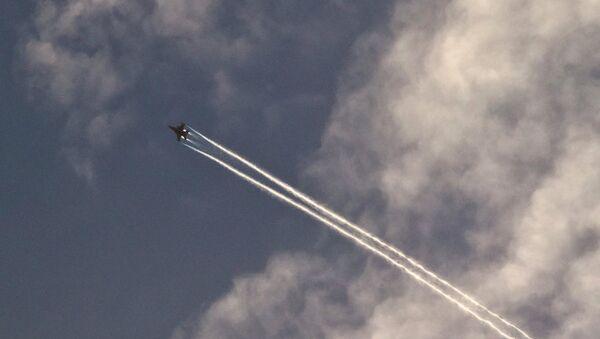 Самолет ВВС США. Архивное фото. - Sputnik Аҧсны