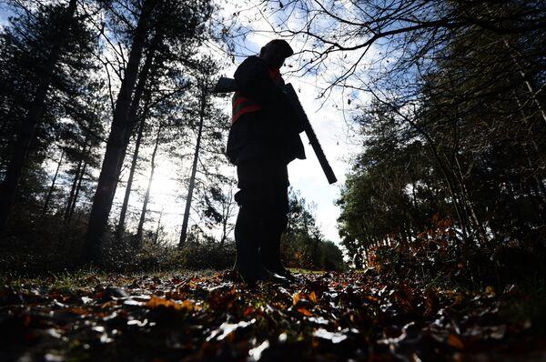 Хаджарат Квициния: сезон охоты 2015 – 2016 годов открыт в Абхазии - Sputnik Абхазия