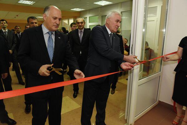 Посольство Абхазии в Южной Осетии - Sputnik Абхазия