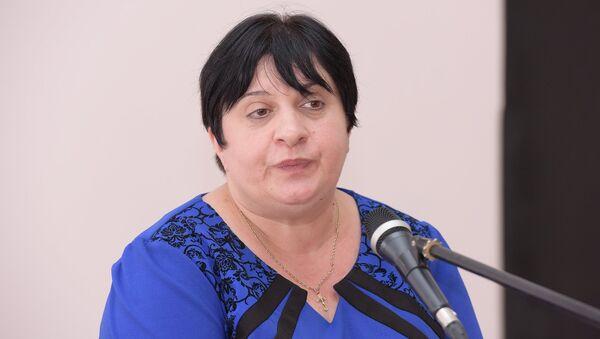 Глава администрации Ткуарчалского р-на Аида Чачхалия - Sputnik Абхазия