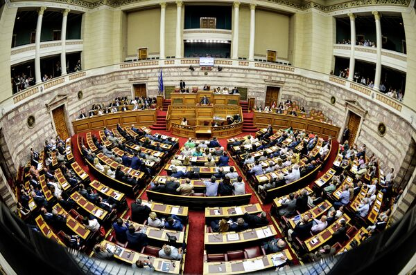 Парламент Греции. - Sputnik Абхазия
