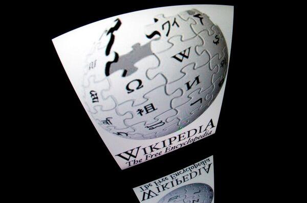 Логотип Wikipedia.Архивное фото. - Sputnik Абхазия