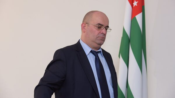 Олег Аршба - Sputnik Абхазия