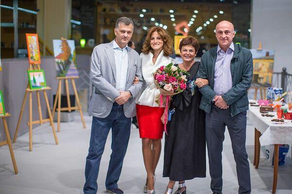 Выставка One Way Марии Пилия прошла в Москве - Sputnik Абхазия