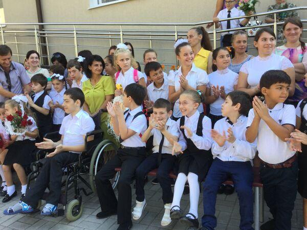 Ученики вспомогательной школы. - Sputnik Абхазия
